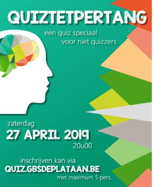 Verslag Quiztetpertang-quiz