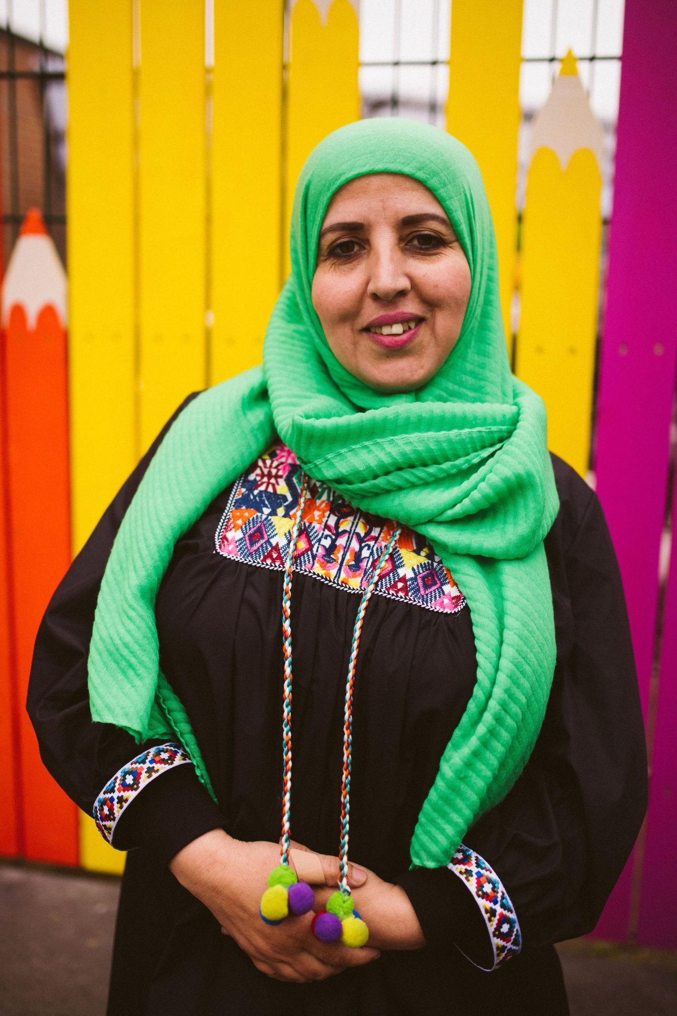Naziha El Yazidi