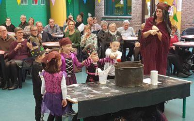 Grootoudersfeest in de Plataan…